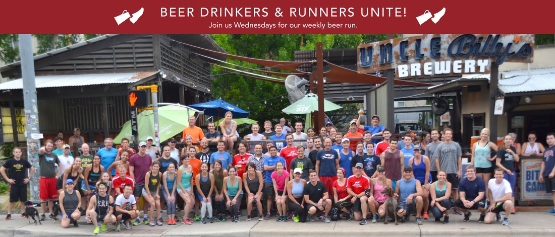 Beer Drinkers & Runners Unite!